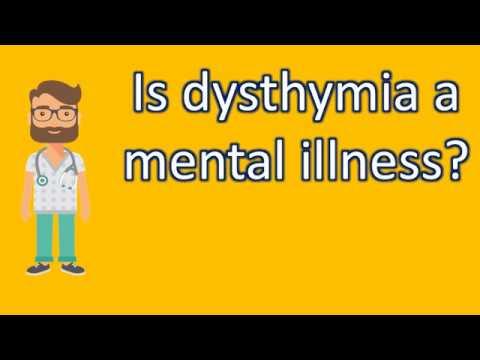 dysthymia dating