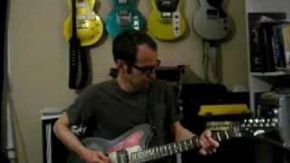 Handbuilt Guitar Demo - Masonite Delight 1 of 2 (clean)  by Brandon Long