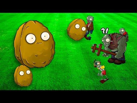 БОУЛИНГ 2 - Plants vs Zombies #45 МИНИ-ИГРЫ   РАСТЕНИЯ ПРОТИВ ЗОМБИ