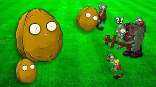 БОУЛИНГ 2 - Plants vs Zombies #45 МИНИ-ИГРЫ | РАСТЕНИЯ ПРОТИВ ЗОМБИ