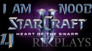 Нуб в StarCraft 2 [Эп. 4] Я собой горжусь!