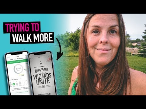 Walking Motivation Using Phone Apps