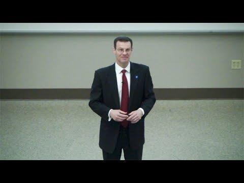Dr. Stephen P. Beaudoin - Faculty Colloquium