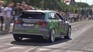 430HP Audi RS3 Sportback 8V / LOUD Milltek Exhaust!