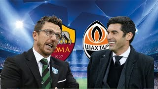 Download Video Prediksi AS Roma vs Shakhtar Donetsk 14 Maret 2018 MP3 3GP MP4