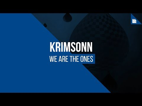Krimsonn - We Are The Ones [FREE DOWNLOAD]