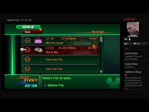 Kingdom Hearts 2 CRITICAL  Part 5