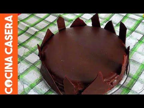 Tarta Sacher. Recetas de Chocolate