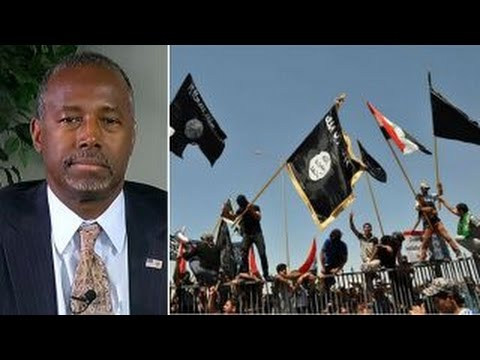 Ben Carson's foreign policy strategy