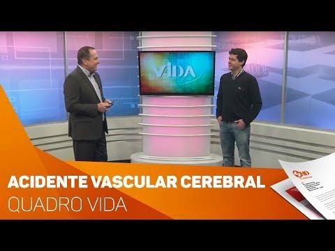 Quadro vida: acidente vascular cerebral - TV SOROCABA/SBT