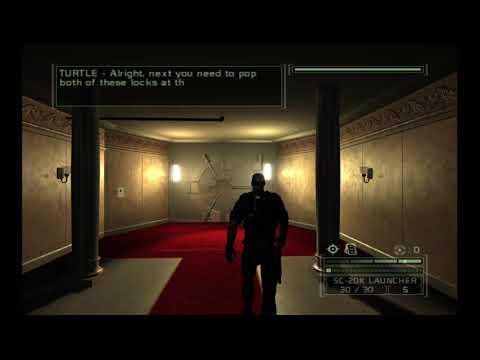 Bank | Splinter Cell: Chaos Theory |