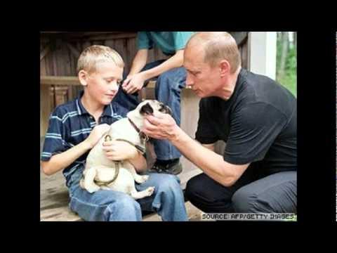 Vladimir Putin for President of Russia 2012
