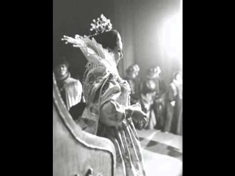 "Montserrat Caballe: High E-flat in Lucrezia Borgia ""Oh! a te bada..."" 28.03.1969 Philadelphia"