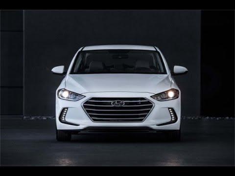 Hyundai Elantra 2.0 2017 Top Speed Normal Manual Mode
