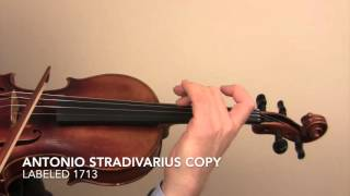 cheap violin