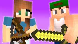 Player School: Defending (Minecraft Animation)