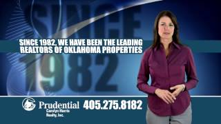 Real estate agents in Shawnee, OK - Prudential Carolyn Harris Realty