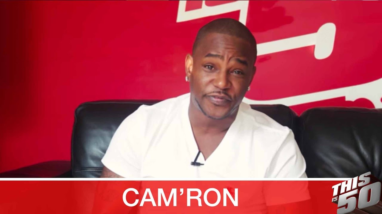 Cam'ron Tells Hilarious Story About Almost Getting into Fight With Laurence Fishburne