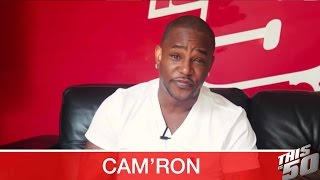 Cam'ron on Almost Getting into Fight With Laurence Fishburne