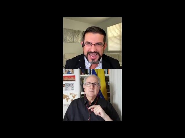 Exclusiva con Ledezma: ¿Cuál es la estrategia en Venezuela?