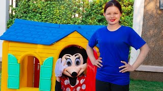 Aunty Nina and Aunty Mouse True Friendship Story | A Moral Value Story