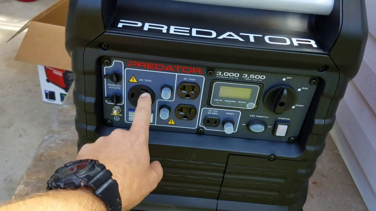 Predator 3500 Unboxing And Problems Doovi
