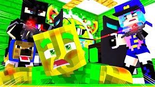 HAUSDURCHSUCHUNG der POLIZEI?! - Minecraft ALLTAG