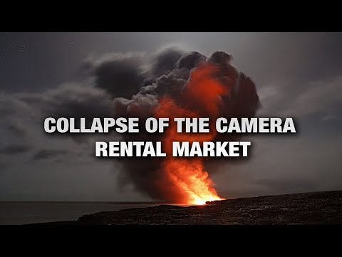 The Coming Collapse Of The Camera Rental Market