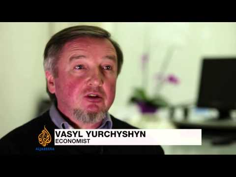 Ukraine's stalemate prompts currency plunge