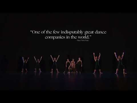 Paul Taylor Dance Company at the Detroit Opera House Teaser
