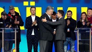 На Украине проходит второй тур президентских выборов