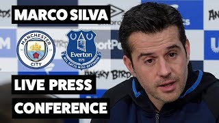 IDRISSA GUEYE TO BE ASSESSED AHEAD OF MAN CITY | MARCO SILVA PRESS CONFERENCE