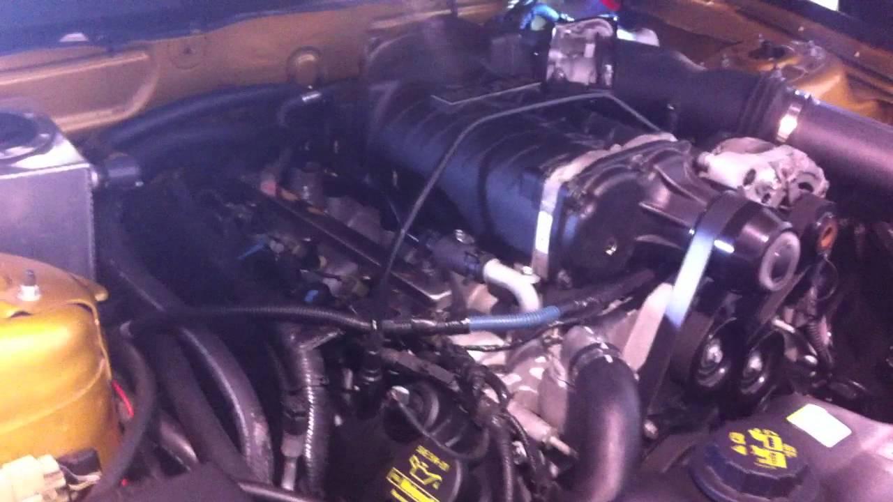 Brenspeed B326 3V Mustang Stroker Engine Short Block