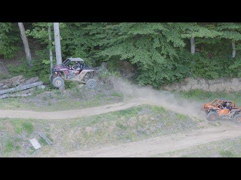 Wheelz Rolls a Polaris RZR 3 Times | Pastranaland Invitational Pt. 1
