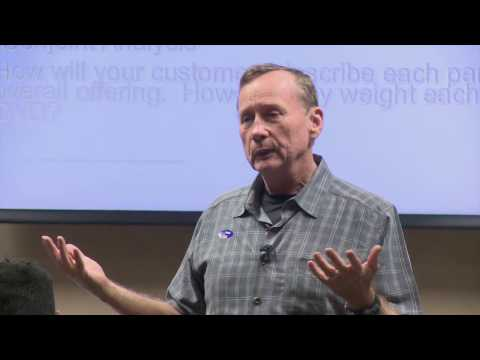 """Sell, Don't Tell"" Pitch Deck Coaching Session- University of San Diego"