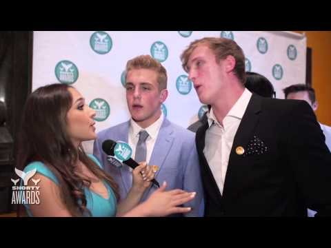Shorty Interview With Univision's #Vineographer finalists Jack Paul and Logan Paul