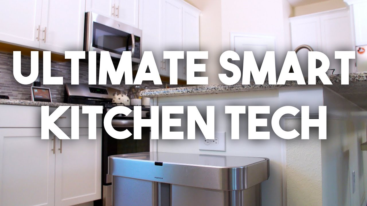 Top 5 Ultimate Smart Home Kitchen Tech! - YouTube