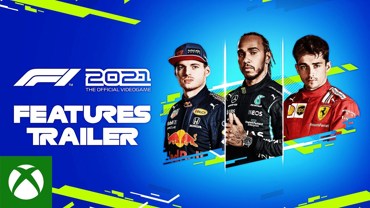 Купить F1 2021