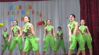 группа дебют танец недетское время
