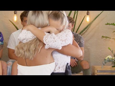 Martine Lunde brøt ut i tårer da hun så hvem som sjekket inn på «Paradise Hotel»