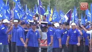 Two early victories a good sign for BN