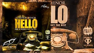 Menor Menor Hello Audio.mp3