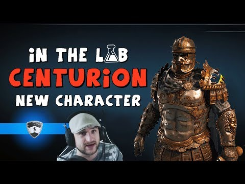 For Honor DLC! - In the Lab with Centurion!