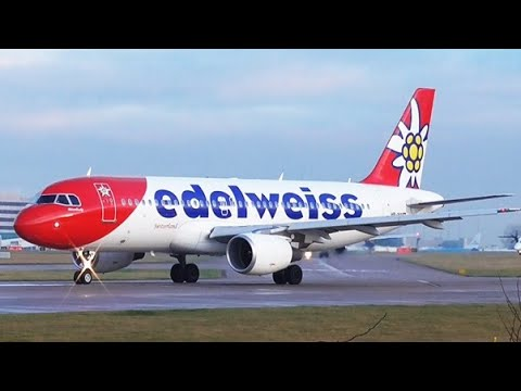 Close-up Morning RWY23L Departures at Manchester Airport   26/01/2018