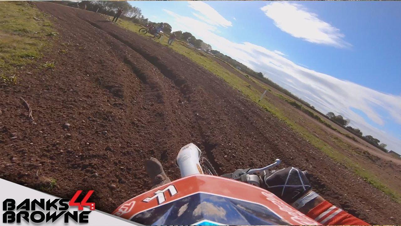 Testing My New Husqvarna Fc450 Around Awesome Dirt Bike Track