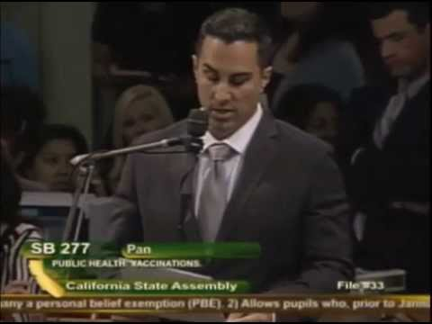 SB277 Unconstitutional - Assemblyman Mike Gatto (District 43)