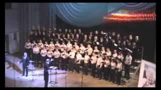 A.Kastalsky - Your Hall (А.Кастальский Чертог Твой) - Choir of the BSAM