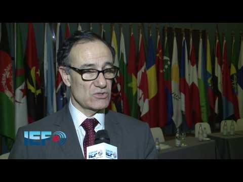 Pedro Antonio Merino Garcia - Interview