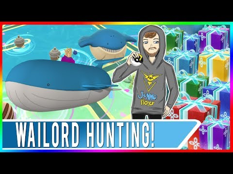 WAILORD HUNTING! Wailmer Nest in Davis, CA Covell Park! Wailmer Tier 1 Raid Boss Pokemon GO