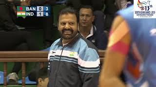 SAG VOLLEY BALL INDIA VS BANGLADESH HIGHLIGHTS